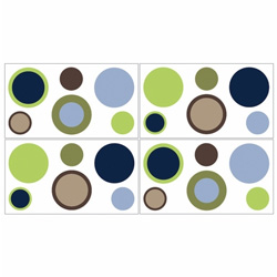Designer Dot Wall Decal