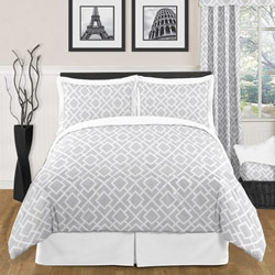 Diamond Twin/Full Bedding Set