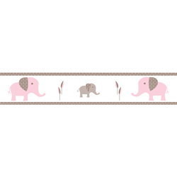 Elephant Wallpaper Border