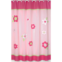 Fantastic Flower Shower Curtain