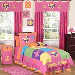 Groovy Twin/Full Bedding Set