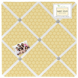 Honey Bee Memo Board