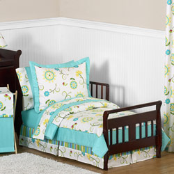 layla toddler bedding collection - Toddler Bedding For Girls