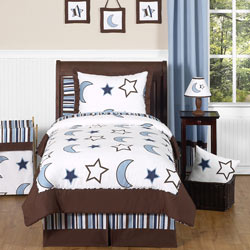 Starry Night Twin/Full Bedding