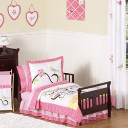 Songbird Toddler Bedding Collection