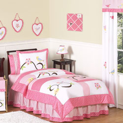 Songbird Twin/Full Bedding Collection