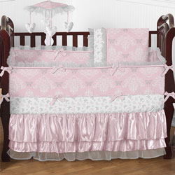 Alexa Crib Bedding Collection
