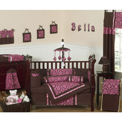 Bella Crib Bedding