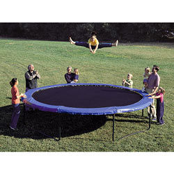 Soft Bounce Kids Trampoline