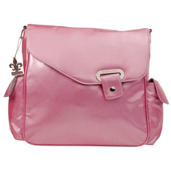 Ozz Iridescent Diaper Bag