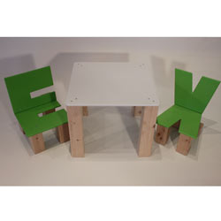 ABC Table Set