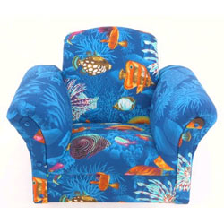 Marine Life Kids' Chairs