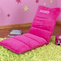 Personalized Adjustable Lounger with Slip Cover