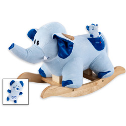 Beau The Elephant Rocker
