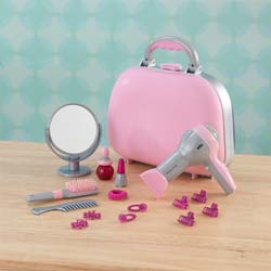 Beauty Take Along Case Playset