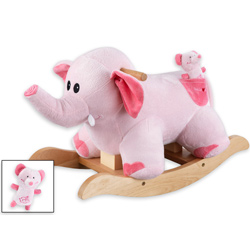 Bella the Elephant Rocker