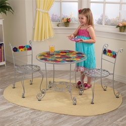 Bistro Table and 2 Chair Set