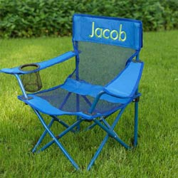Personalized Camping Chair