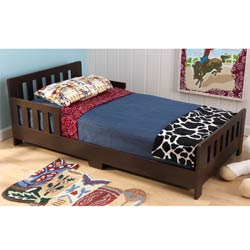 Charleston Espresso Toddler Bed