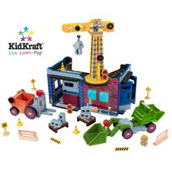 Fun Explorers Construction Set