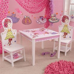 Fancy Nancy Table and Chair Set