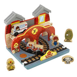 Four Alarm Firehouse