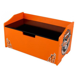 Harley Davidson Toy Box