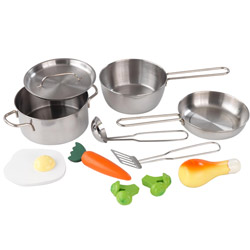 Metal Kitchen Accessories Set