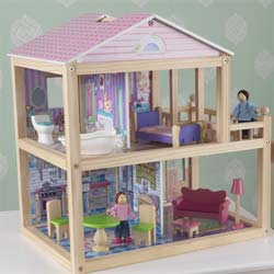 My Pretty Petal Dollhouse