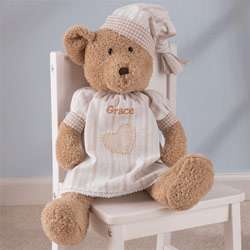 Personalized Naptime Bear