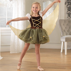 Pirate Winged Fairy Dress