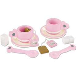 Prairie Tea Set