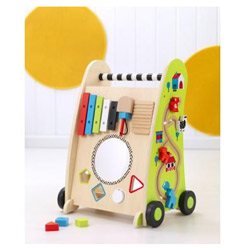 Push Along Play Cart