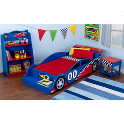 Race Car Toddler Furniture Set
