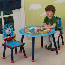 Thomas & Friends Table and Chair Set