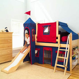 Knight's Castle  Loft Bed