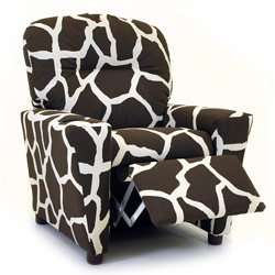 Girafffe Recliner with Cup Holder