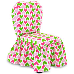 Hearts Sweetheart Chair