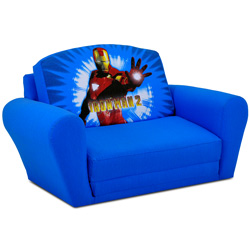 Iron Man Sleepover Sofa