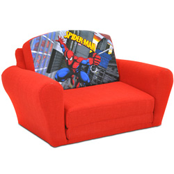 Spiderman Sleepover Sofa