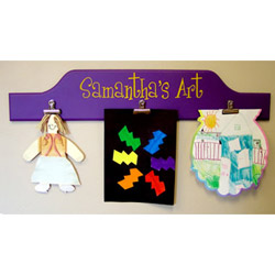 Personalized Artwork Hanger
