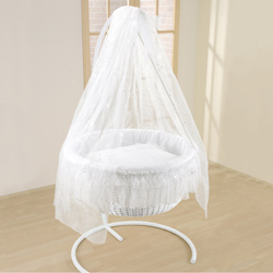 Whispering Grace Bassinet