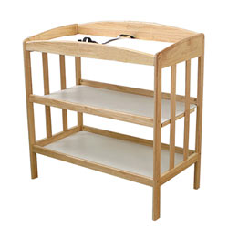 3 Shelf Changing Table