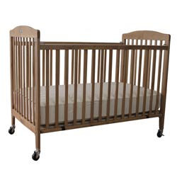 Maddy Folding Full Size Crib