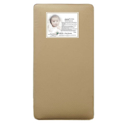 Ortho Pad Crib Mattress with Jacquard Cover