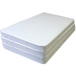 Triple Laminated Porta Crib Mattress- pack of 6