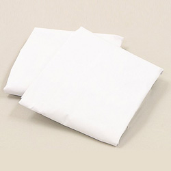 Sure Fit Organic Cotton Crib Sheet