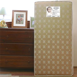 Two in One Memory Soy Foam Crib Mattress