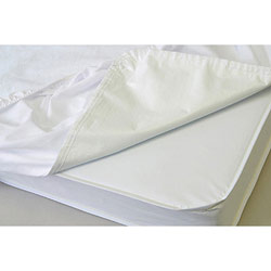 Waterproof Fitted Porta Crib Mattress Pad