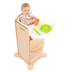 Fun Pod High Chair